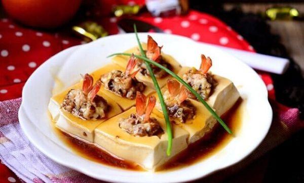 Công thức làm đậu phụ nhồi thịt thơm ngon, lạ miệng
