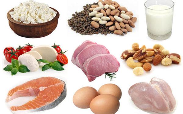 thực phẩm chứa nhiều kẽm