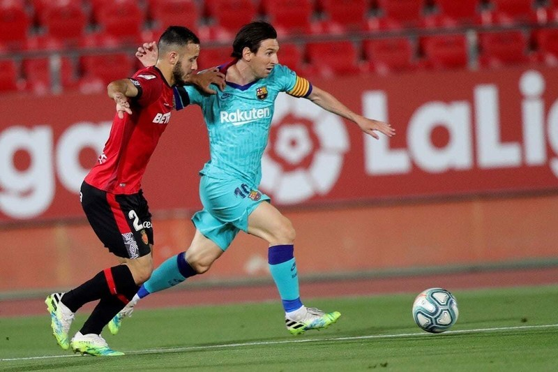 đội hình tiêu biểu vòng 23 La Liga